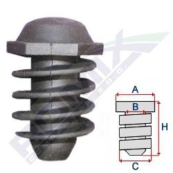 odbój gumowy C60372